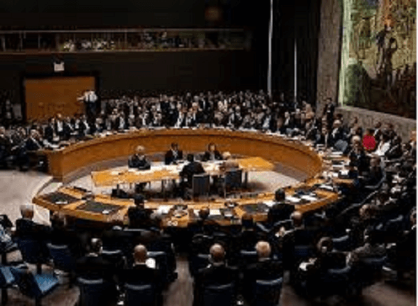 India is elected as Non-Permanent member of UNSC for 2 years