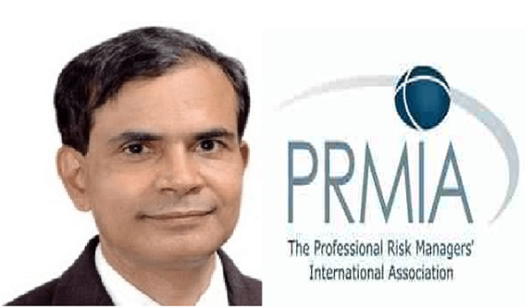Nirakar Pradhan becomes new chief of PRMIA