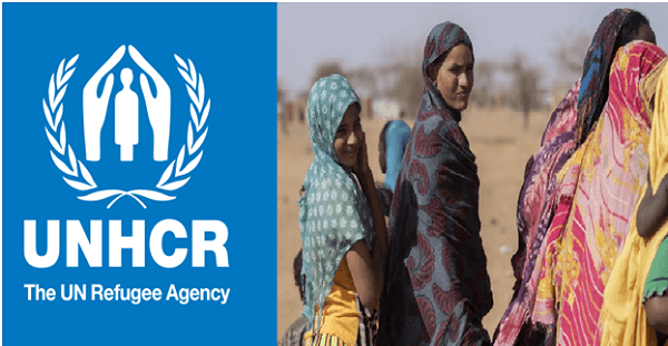UNHCR Global Trends report