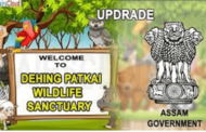 """Dehing Patkai"" wildlife sanctuary is to be upgraded into national park"