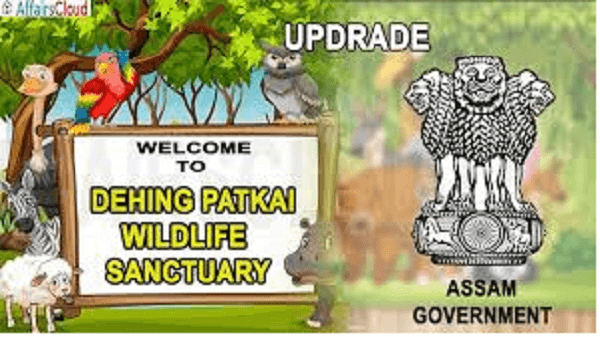 """""""Dehing Patkai"""" wildlife sanctuary is to be upgraded into national park"""