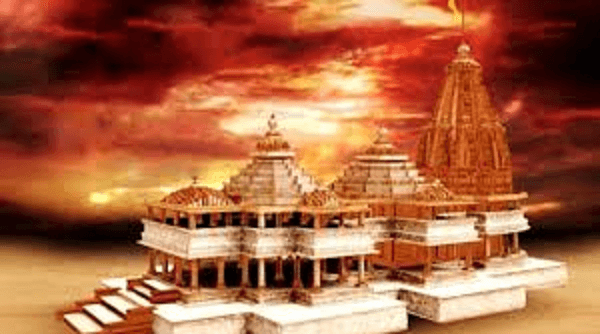 """A Time capsule is to be placed 200 feet Under the """"Ram Mandir site"""" in Ayodhya"""