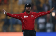 Indian umpire Nitin Menon included into ICC's Elite Umpire Panel