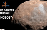 "Mangalyaan Captures Images of Mars' Biggest Moon ""Phobos"""