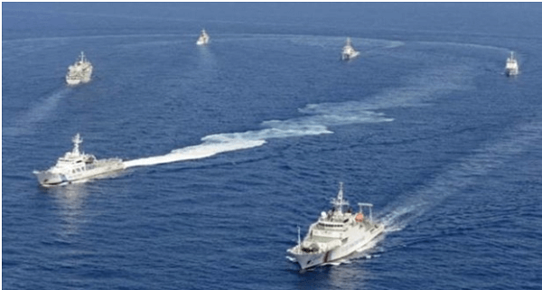 India and Japan conduct PASSEX naval exercise in IOR