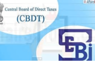 CBDT and SEBI sign MoU for data exchange