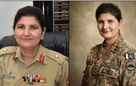Nigar Johar appointed as the 1st female Lt. General of Pak Army