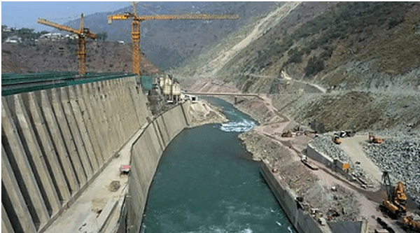 """Pakistan, China sign agreement for """"Azad Pattan Hydel Power Project"""""""