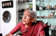 Famous Indian ceramist Jyotsna Bhatt passes away
