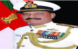 Vice Admiral Dinesh K Tripathi assumes charge as DGNO
