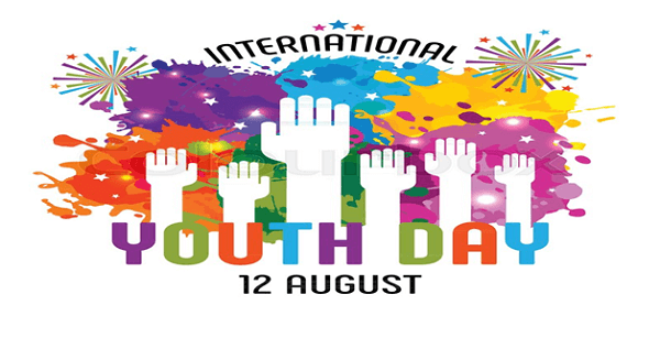 International Youth Day: 12 August