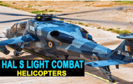 Two HAL light combat choppers deployed in Ladakh