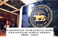 Reserve Bank of India suggests a five-point action plan to promote financial education