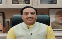HRD Minister lays foundation stone of IIM at Dhaula Kuan in Sirmour district