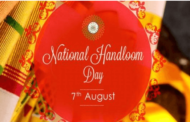 National Handloom Day: 07 August
