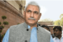 Manoj Sinha appointed L-G of Jammu and Kashmir after Murmu resigns
