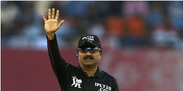 Indian Umpire, KN Ananthapadmanabhan has been included in ICC's international panel of umpires