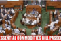 Lok Sabha clears bill to amend Essential Commodities Act