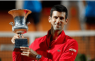 Novak Djokovic wins fifth Italian Open title