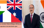 India, France, Australia hold first trilateral dialogue with focus on Indo-Pacific