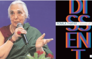 "Historian Romila Thapar to release book titled ""Voices of Dissent"""