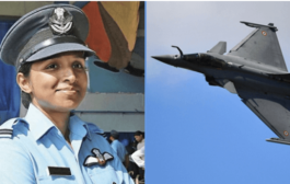 Shivangi Singh to become India's first woman fighter pilot to fly Rafale