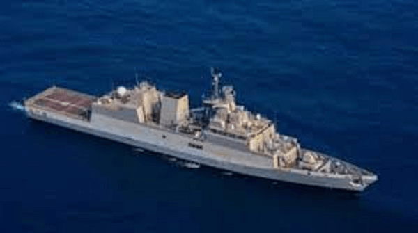 Indian Naval Ship Kavaratti has been Commissioned into the Indian Navy
