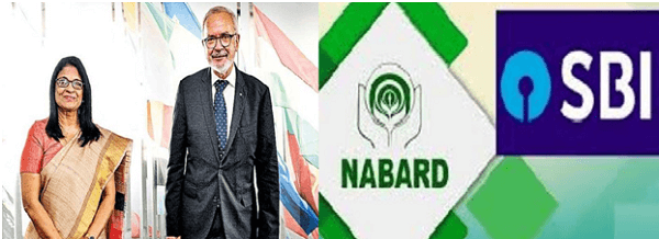 NABARD signs MoU with SBI for credit support in various projects