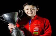 China's Chen Meng claims her maiden ITTF Women's World Cup title