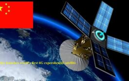 China launches world's first 6G experimental satellite