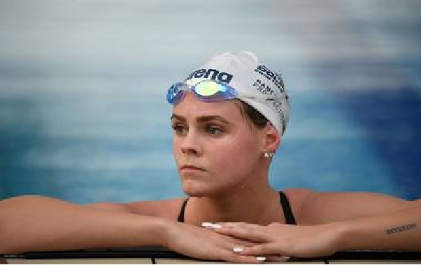 Australian swimmer Shayna Jack banned 2 years in doping case