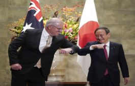 Japan & Australia sign landmark defence deal to counter China's growing influence in South China Sea