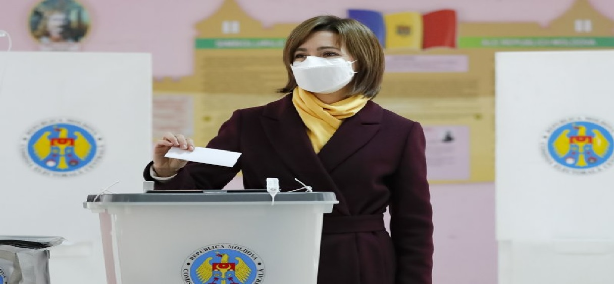 Maia Sandu Wins Moldova Presidential Election