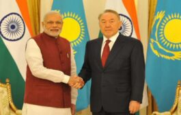 India, Kazakhstan signed MoU