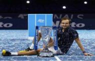 Daniil Medvedev came from behind to beat US Open champion Dominic Thiem