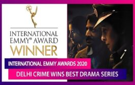 Delhi Crime bags Best Drama Series at International Emmy Awards 2020
