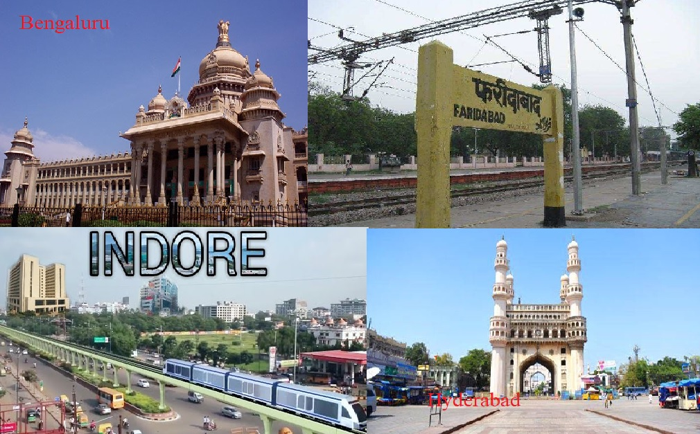4 Indian cities among 36 selected by WEF to pioneer roadmap for smart cities