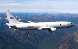 Indian Navy gets 9th P-8I anti-submarine warfare aircraft from Boeing