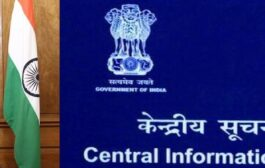 Yashvardhan Kumar Sinha appointed new Chief Information Commissioner