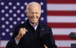 Joe Biden has won the US elections defeating Donald Trump