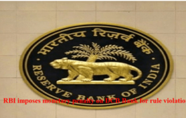 RBI imposes monetary penalty on DCB Bank for rule violations