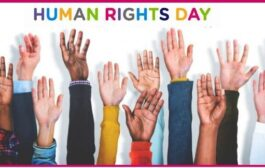 World Human Rights Day: 10 December