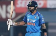 According to the International Cricket Council rankings, Virat Kohli got the first place