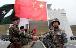 China and Pakistan sign military deal amid tensions with India
