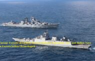 Passage Exercise (PASSEX) between Russian Federation Navy and Indian Navy in Eastern Indian Ocean Region