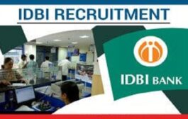RECRUITMENT IN IDBI BANK SPECIALIST CADRE OFFICERS