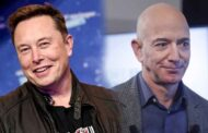 Elon Musk overtakes Amazon's Jeff Bezos to become world's richest person