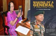 Najma Heptulla Releases book titled 'Making of a General-A Himalayan Echo'