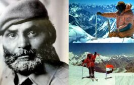Ace mountaineer Colonel Narendra 'Bull' Kumar passed away
