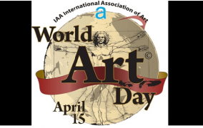 World Art Day: 15 April